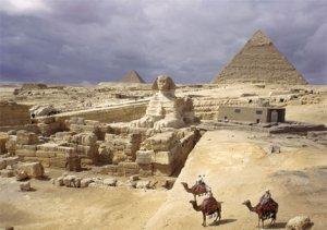 pearl one news egypt sphinx pyramids