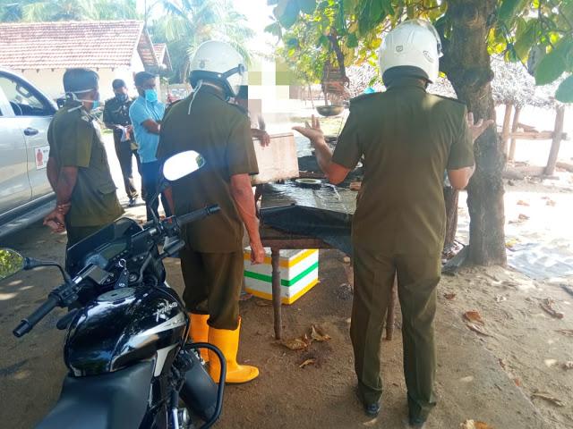 pearlonenews சுகாதார வழிமுறைகளை மீறியவர்களுக்கு