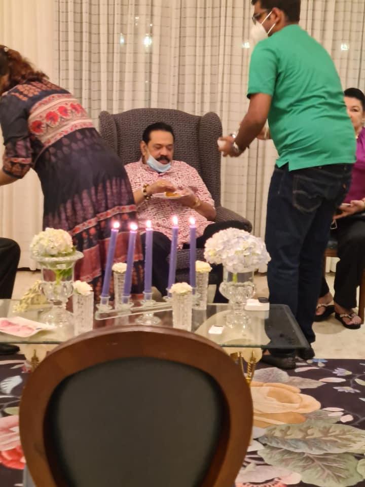 pearl one news மஹிந்த ரணில் சந்திப்பு3