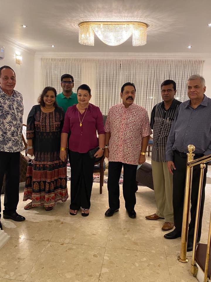pearl one news மஹிந்த ரணில் சந்திப்பு6