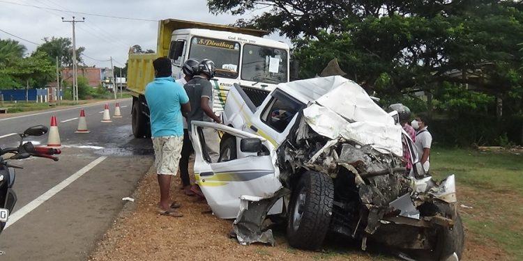 pearl one news vavuniya accident