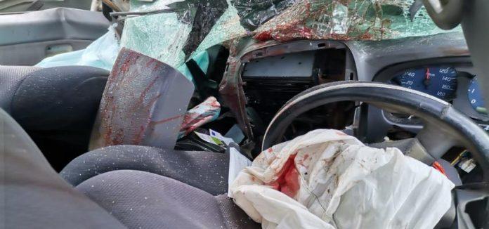 pearl one news vavuniya accident2 1